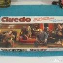 Juegos de mesa: LOTE JUEGO CLUEDO BORRAS COMPLETO..SALIDA 1 EURO. Lote 164698962