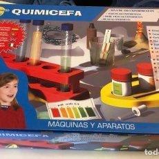 Juegos de mesa: JUEGO QUIMICETA. Lote 164714148