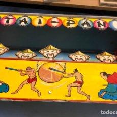 Juegos de mesa: ANTIGUO JUEGO TAI PAN DE JUGUETES GRACIA. Lote 164717054