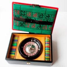 Juegos de mesa: ESTUCHE JUEGO DE LA RULETA. Lote 164739578