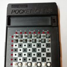 Juegos de mesa: AJEDREZ ELECTRÓNICO KASPAROV POCKET CHESS. Lote 164754614
