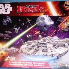 Juegos de mesa: RISK STAR WARS JUEGO DE MESA HASBRO. Lote 164769006