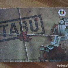 Juegos de mesa: TABU DE DISET. Lote 164841538