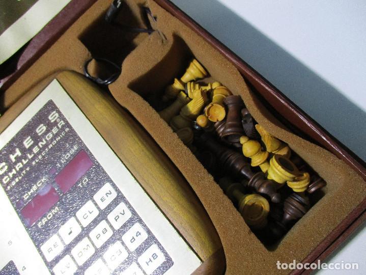 Juegos de mesa: AJEDREZ ELECTRONICO CHESS CHALLENGER 10 FIDELITY ELECTRONICS AÑO 1978 - Foto 3 - 164922862