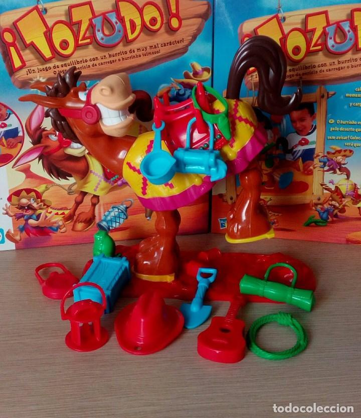 TOZUDO JUEGO DE MESA (COMPLETO) (Juguetes - Juegos - Juegos de Mesa)