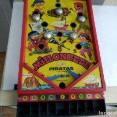 Juegos de mesa: ANTIGUO JUEGO MILLONCETE DE AIRGAM PIRATAZS. Lote 234443080