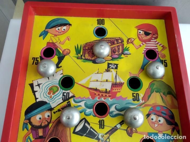 Juegos de mesa: ANTIGUO JUEGO MILLONCETE DE AIRGAM PIRATAZS - Foto 2 - 234443080