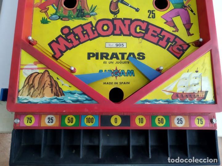 Juegos de mesa: ANTIGUO JUEGO MILLONCETE DE AIRGAM PIRATAZS - Foto 4 - 234443080