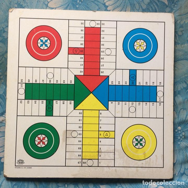 Juegos de mesa: Tablero Cayro Parchís Juego de la Oca - Foto 2 - 165196134