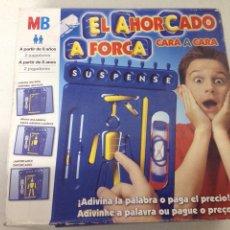 Juegos de mesa: EL AHORCADO MB HASBRO 2002. Lote 165270545