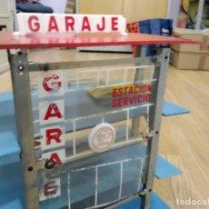 Juegos de mesa: ANTIGUO GARAJE DE RIMA PLEGABLE Nº 2 . Lote 165304450