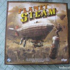 Juegos de mesa: PLANET STEAM - EDGE. Lote 165430326
