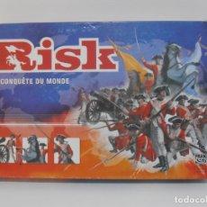 Juegos de mesa: JUEGO DE MESA, RISK, COMPLETO, EDICION FRANCESA, PARKER. Lote 165519106