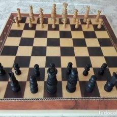 Juegos de mesa: AJEDREZ MADERA DE BOJ.. Lote 165519706