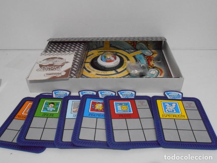 Juegos de mesa: JUEGO DE MESA, ODISEA ESPACIAL, FEBER JUEGOS, COMPLETO - Foto 4 - 165523950