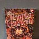 Juegos de mesa: LA MALDICION DEL TEMPLO DE CRISTAL CEFA. Lote 165554230