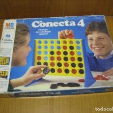 Juegos de mesa: ANTIGUO JUEGO DE MESA CONECTA 4 DE MB 1982. Lote 165685026