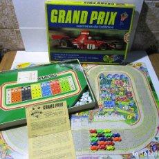 Juegos de mesa: JUEGO DE MESA GRAND PRIX, CARRERAS DE BÓLIDOS, EDUCA 1976. Lote 166023694