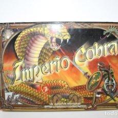 Juegos de mesa: JUEGO DE MESA IMPERIO COBRA - CEFA TOYS - COMPLETO. Lote 166031998