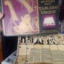 Juegos de mesa: CONOZCA EL FUTURO CON EL TABLERO OSIRIS TAROT PREDICCIONES. Lote 166462742