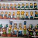 Juegos de mesa: SIMPSONS 3D CHESS GAME AJEDREZ COMPLETO. Lote 166462986