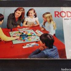 Juegos de mesa: RODIN , JUEGO DE MESA . BORRAS. Lote 166519140