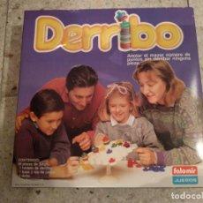 Juegos de mesa: JUEGO DERRIBO DE FALOMIR. Lote 166627298