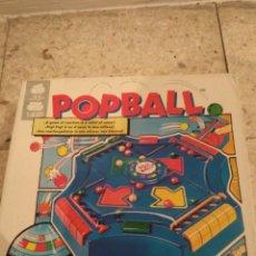 Juegos de mesa: JUEGO POPBALL DE MATTEL. Lote 166628158