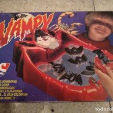 Juegos de mesa: JUEGO VAMPY DE CEFA. Lote 166629502
