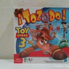 Juegos de mesa: JUEGO TOZUDO TOY STORY 3. Lote 166683042