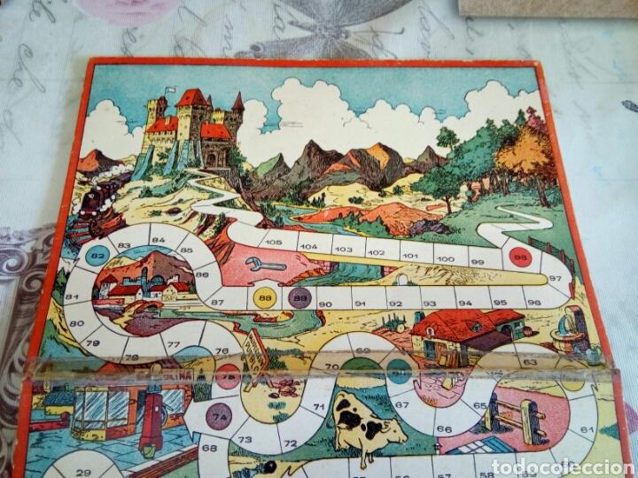 Juegos de mesa: TABLERO DE CARTÓN JUEGO. ILUSTRADO POR KARPA. GEYPER - Foto 2 - 166698406