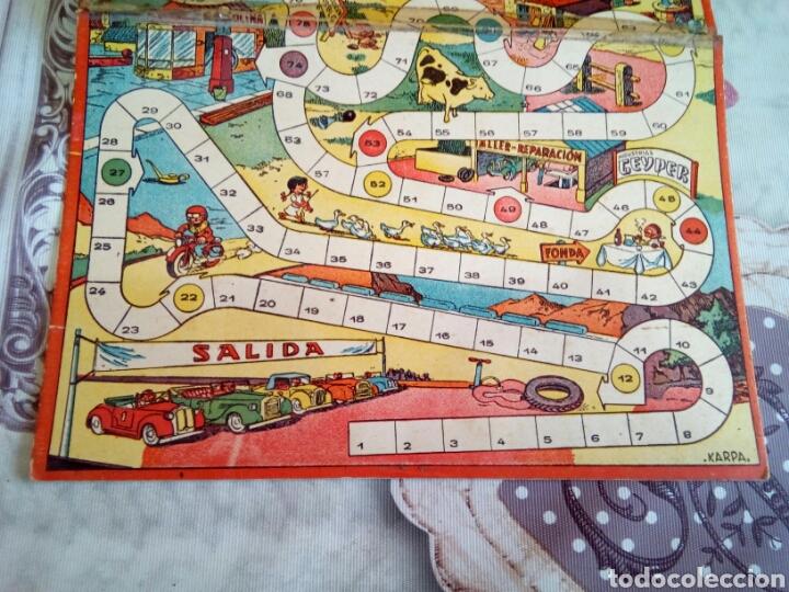 Juegos de mesa: TABLERO DE CARTÓN JUEGO. ILUSTRADO POR KARPA. GEYPER - Foto 3 - 166698406