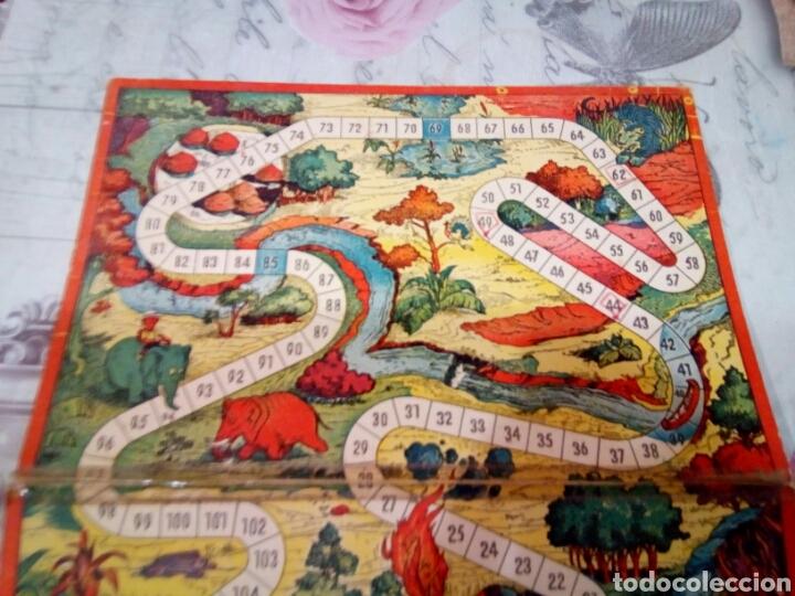 Juegos de mesa: TABLERO DE JUEGO DE CARTÓN ILUSTRACIONES KARPA. GEIPER - Foto 2 - 166710801