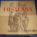Juegos de mesa: EL DESAFÍO DE LA HISTORIA - HISTORIA Y VIDA ¡COMPLETO!. Lote 166792586