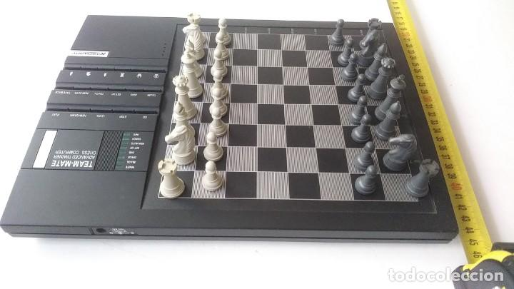 Juegos de mesa: ajedrez electronico KASPAROV - Foto 5 - 166849194
