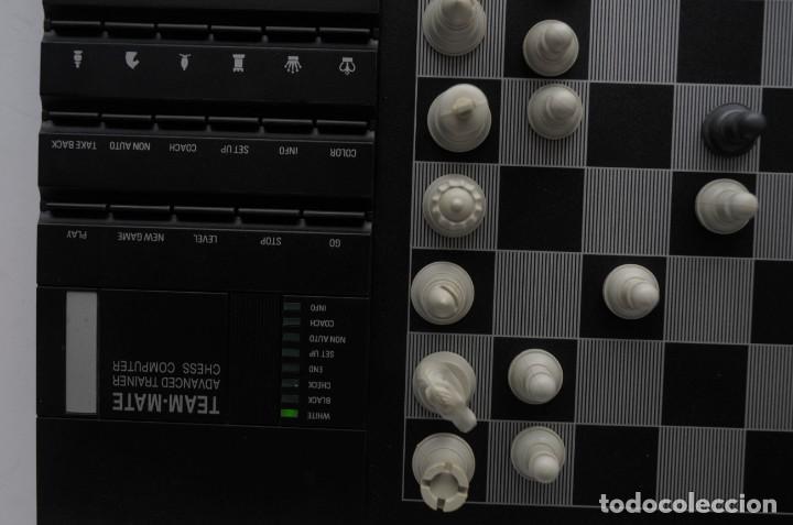 Juegos de mesa: ajedrez electronico KASPAROV - Foto 12 - 166849194