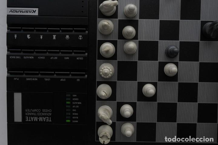 Juegos de mesa: ajedrez electronico KASPAROV - Foto 13 - 166849194