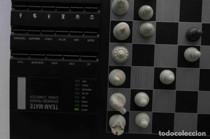Juegos de mesa: ajedrez electronico KASPAROV - Foto 29 - 166849194