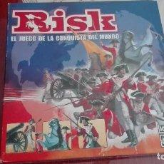 Juegos de mesa: JUEGO DE MESA RISK HASBRO PARKER. Lote 167090172