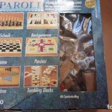 Juegos de mesa: PAROLI. Lote 167172724