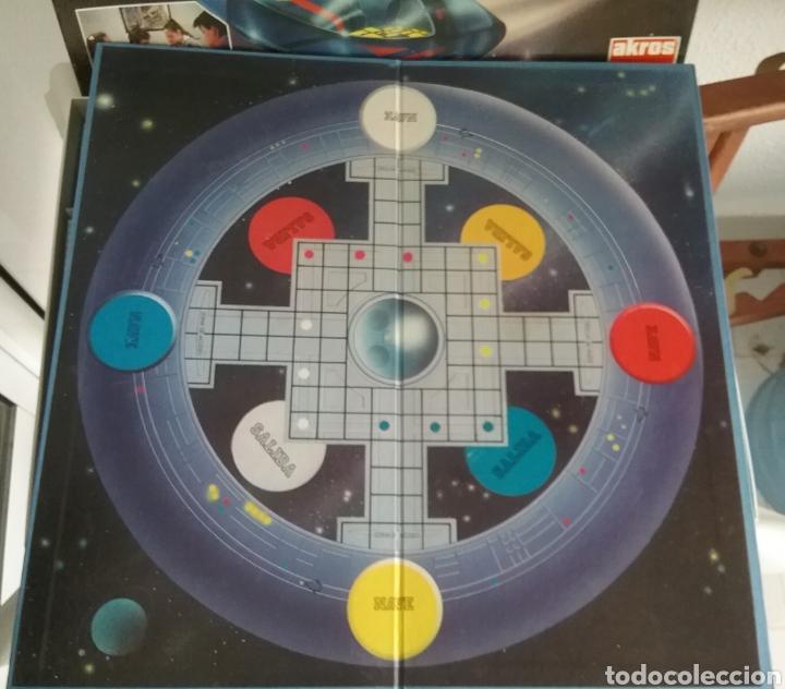 Juegos de mesa: JUEGO, Viaje Espacial AKROS. COMPLETO. - Foto 2 - 167489616