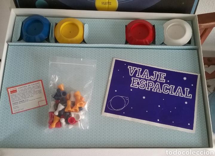 Juegos de mesa: JUEGO, Viaje Espacial AKROS. COMPLETO. - Foto 3 - 167489616