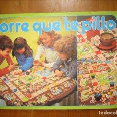 Juegos de mesa: ANTIGUO JUEGO DE EDUCA. CORRE QUE TE PILLO. Lote 167556100