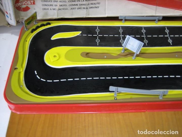 Juegos de mesa: Antiguo juego auto Rallye de Congos. Incompleto - Foto 2 - 167556152