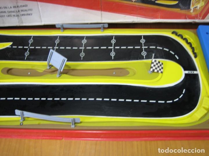 Juegos de mesa: Antiguo juego auto Rallye de Congos. Incompleto - Foto 3 - 167556152