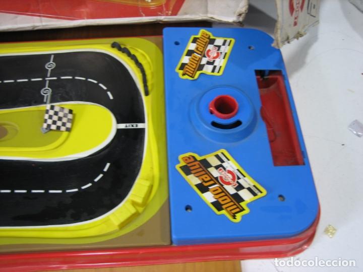 Juegos de mesa: Antiguo juego auto Rallye de Congos. Incompleto - Foto 5 - 167556152