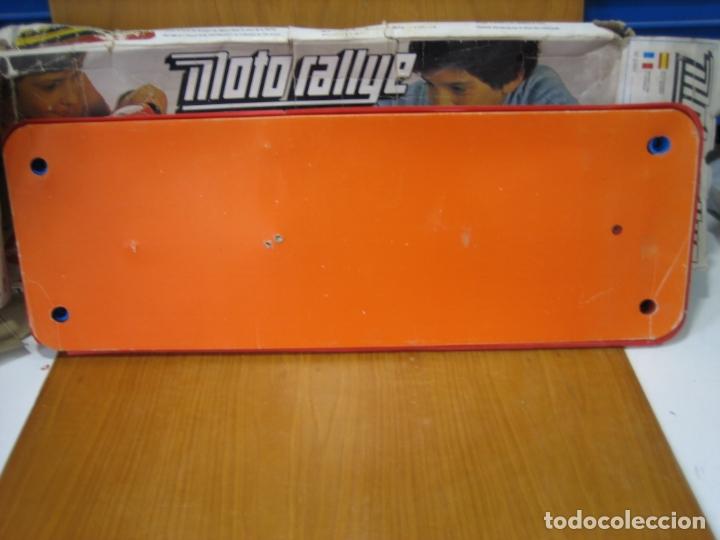 Juegos de mesa: Antiguo juego auto Rallye de Congos. Incompleto - Foto 6 - 167556152