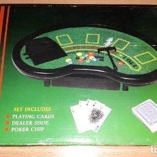 Juegos de mesa: BLACK JACK-DAKOTA. Lote 167622172