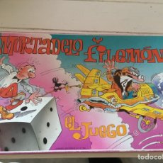 Juegos de mesa: JUEGO MORTADELO Y FILEMÓN FALOMIR. Lote 167738074