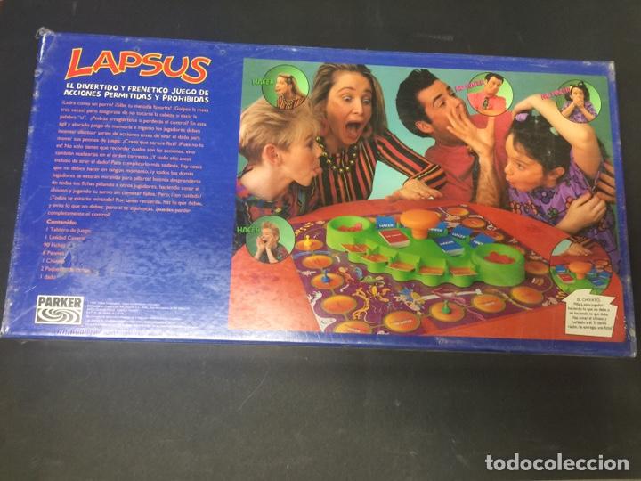 Juegos de mesa: Juego de mesa lapsus de parker precintado - Foto 2 - 184423543